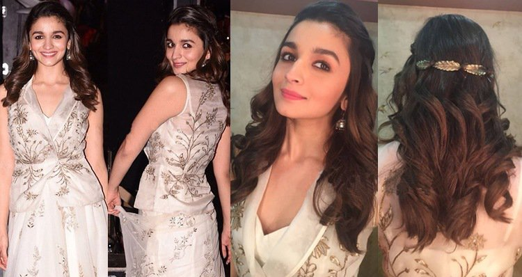 Alia Bhatt Inspired Hairstyles