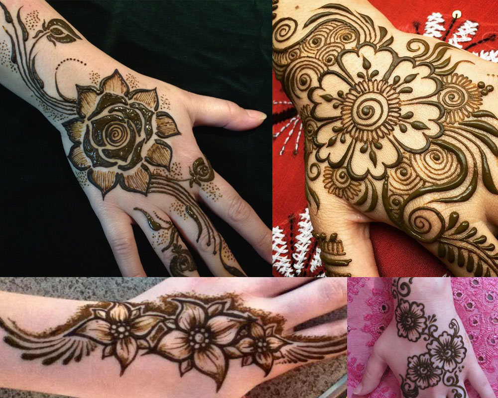 Mehndi New 2017 : Mehndi ka design makedes