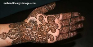 Beautiful Punjabi Mehandi Designs for Palm and Full Hands