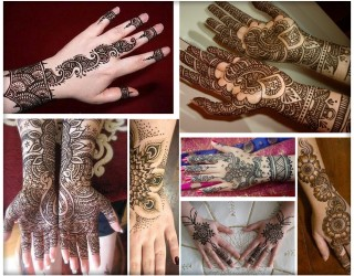 70+ Easy Punjabi Mehndi Designs 2018 for Girls