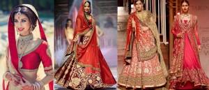 Beautiful Pakistani Bridal Dresses For Barat Day 2017 2018