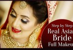 New Bridal Makeup 2017 Step by Step for Pakistani and Indian Girls