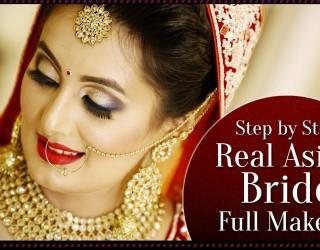 Pakistani Bridal Makeup Ideas 2017 2018 Step by Step