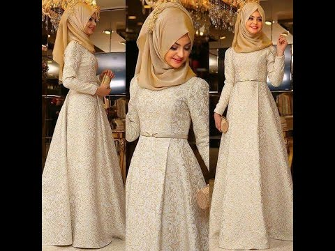 Hijab Dress Style for Party