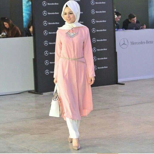 Hijab with Kameez