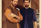 Latest Pakistani Men kurta and waistcoat designs for eid ul adha