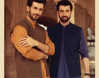 Men Eid Kurta & Waistcoat Designs 2017 for Classy Looks