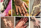 New Style Eid ul Adha Mehndi Design 2017 collection