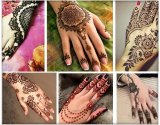New Style Eid ul Adha Mehndi Design 2017 Look Book