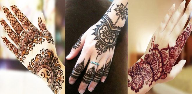 Beautiful eid ul adha mehndi designs for hands