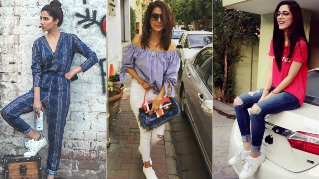 Pakistani western street style fashion