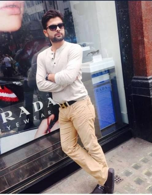 Ahmad Shahzad Pakistani in Street Style Fashion 2017 for Men and boys