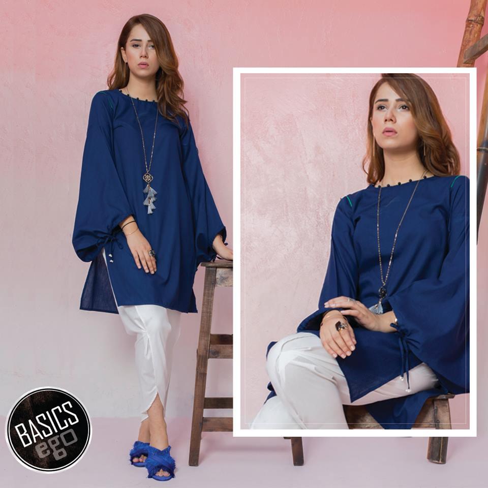 Style Kurta With Sahlwar