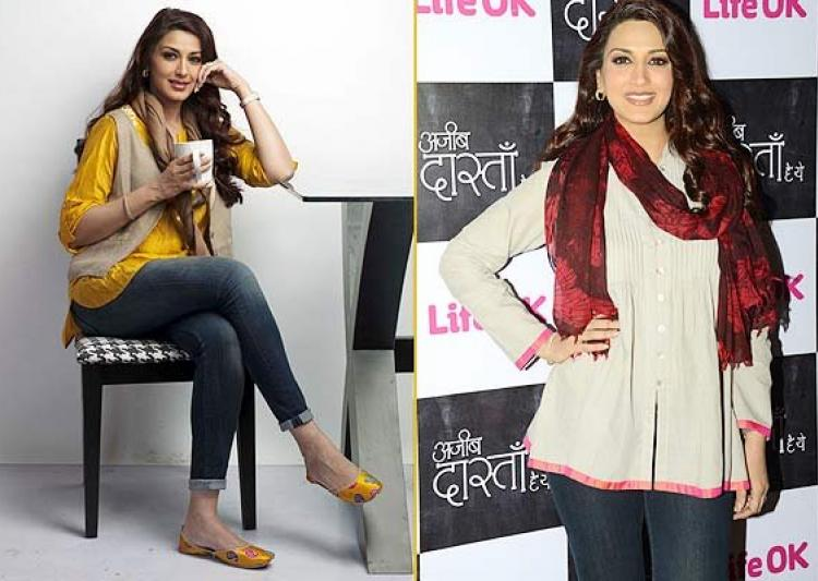 jeans kurti designs for ladies
