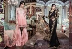 Latest Maria B Party & Wedding Wear Dresses 2017 2018