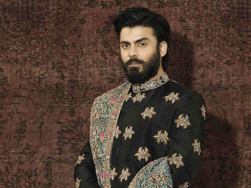 Fawad Khan beard 2017 2018