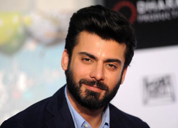 Fawad Khan Beard Style