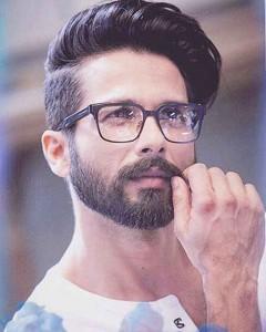 Shahid Kapoor Beard style