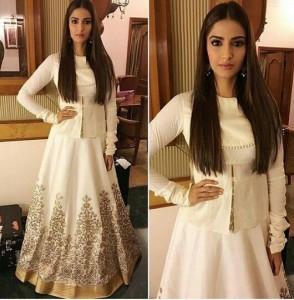 Indian and Pakistani Party Wear Designer Lehenga 2017 2018