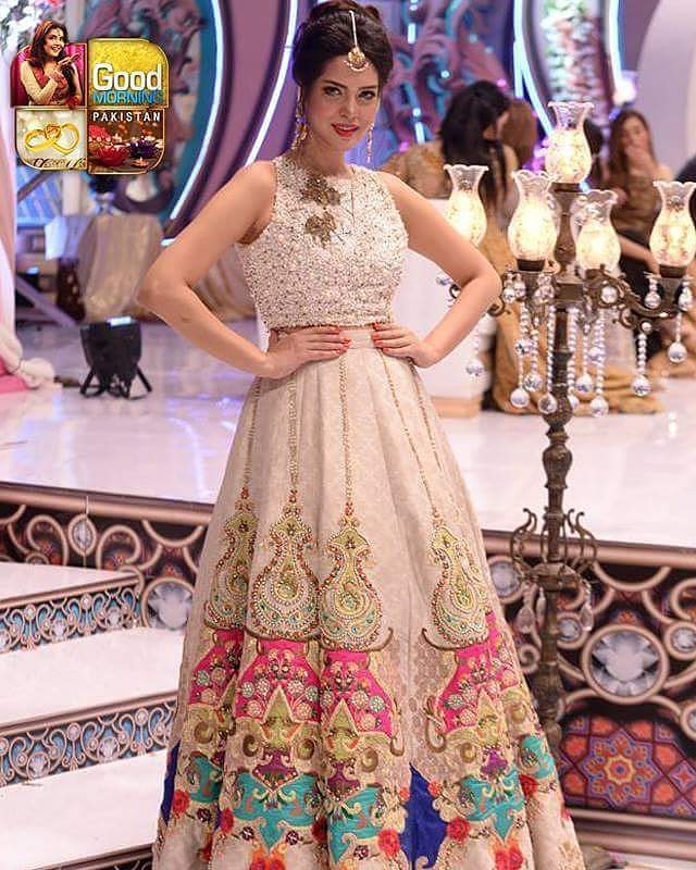 Indian and Pakistani Party Wear Designer Lehenga 2017 2018