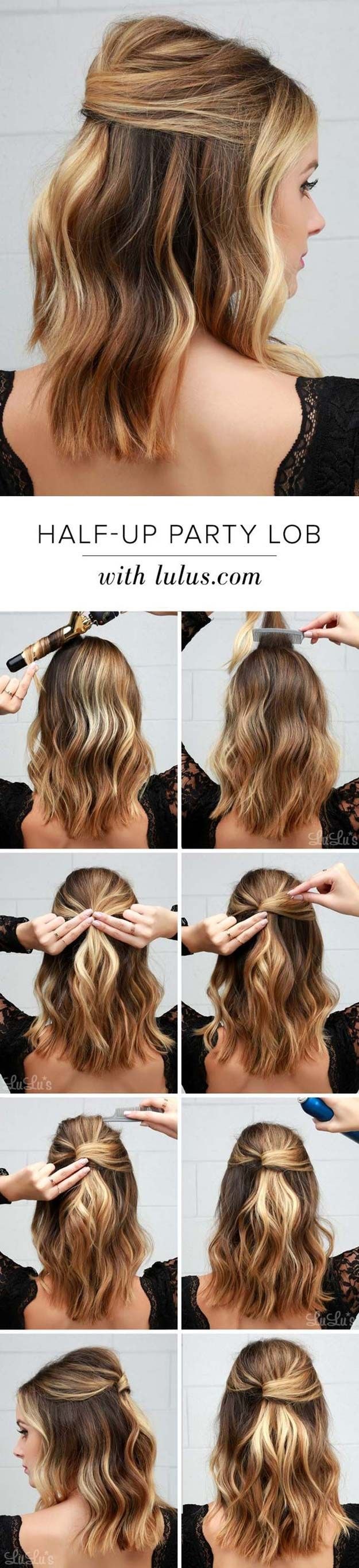 5 cute short hairstyles for school to do yourself 7 fashionglint solutioingenieria Image collections