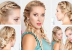 Pretty Hairstyles For School