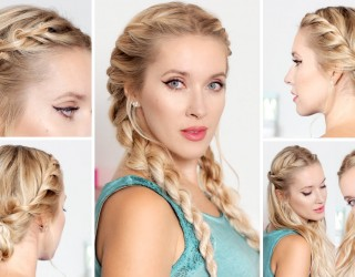 7 Pretty Hairstyles For School That Are Quick And Easy