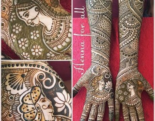 Best Wedding Henna Designs To Achieve Traditional Looks