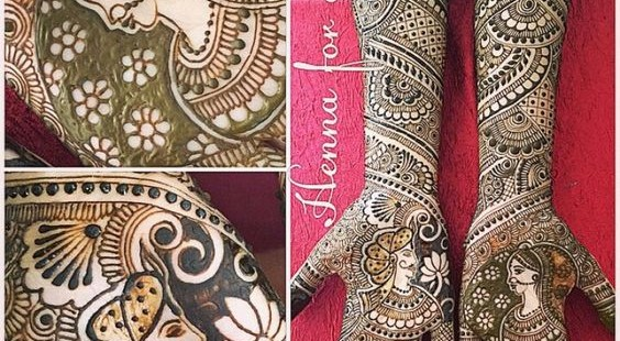 henna wedding designs 2017 2018