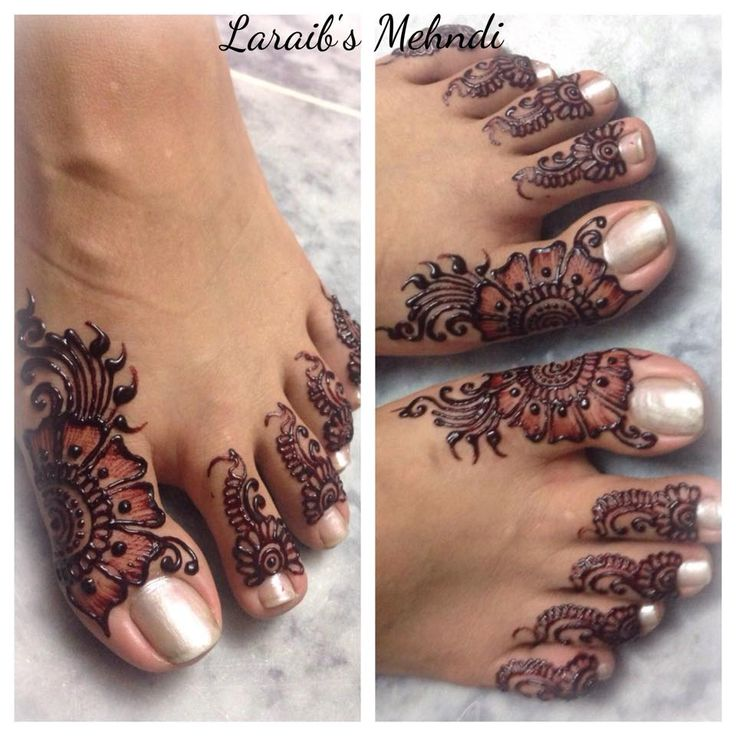 Mehndi Designs For Feet Simple : Best wedding henna designs to achieve traditional looks