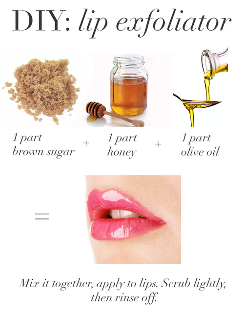 Home Remedies for Dark Lips to Get Natural Pink Lips
