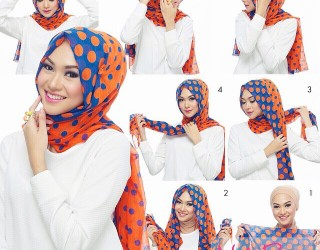 How to Wear Hijab in Different Styles Step by Step