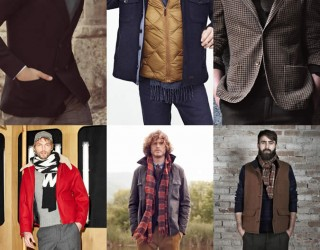 Mens Fall Fashion: Clothing Trends & Ideas 2017 2018
