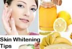 Pakistani Beauty Tips for Face Whitening in Urdu