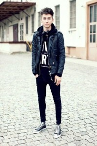Winter/Fall Outfit Styles for Teenage Boys 2017 2018