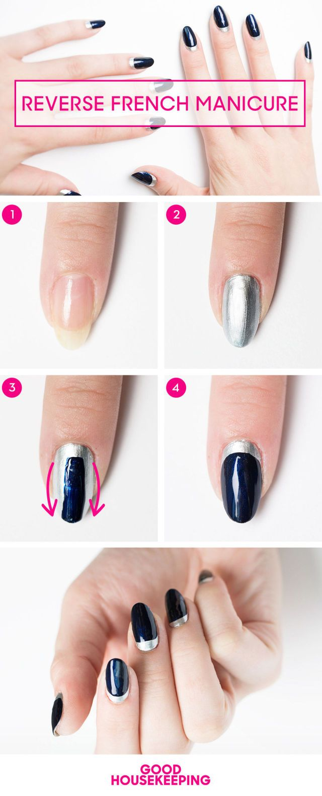 Diy Nail Art Designs That Are Super Easy To Do At Home 2 Fashionglint