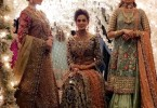 Pakistani Bridal Dresses for Barat Day