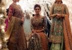 Pakistani Bridal Dresses for Barat Day