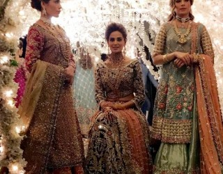 100+ Pakistani Bridal Dresses 2018 for Wedding Parties