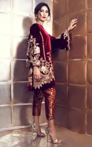 Pakistani Bridal Dresses for Wedding parties