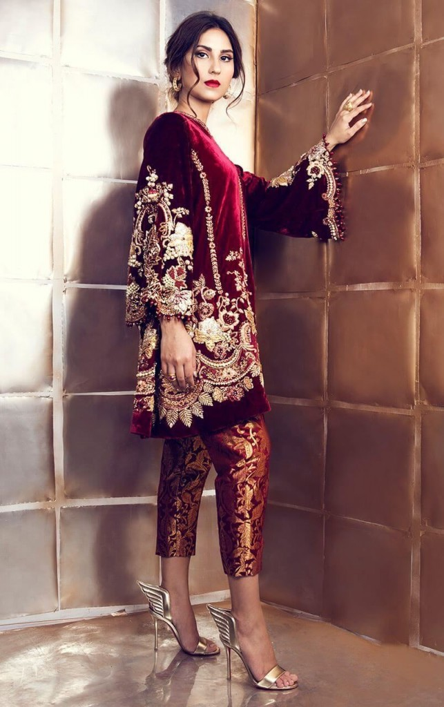 Pakistani Bridal Dresses for Wedding parties