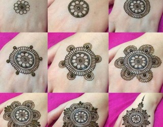 Easy Mehndi Designs that are Quick to Try Yourself