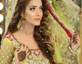 New Pakistani Bridal Hairstyles to Look Stunning
