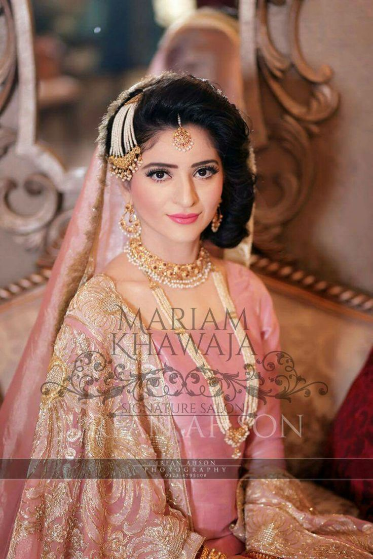 New Pakistani Bridal Hairstyles to Look Stunning 22 ...