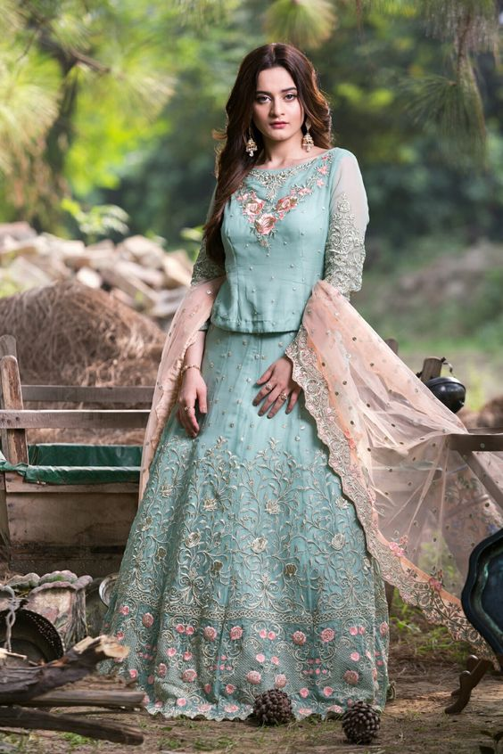100 Pakistani Bridal Dresses 2018 For Wedding Parties Fashionglint
