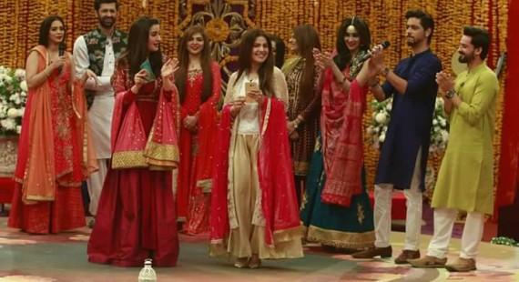 Pakistani Bridal Dresses 2017 2018