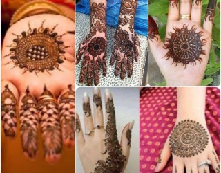 Simple Mehndi Designs for Hands Images To Try Now