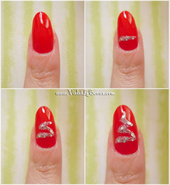 Holiday Nail Art Designs That Are Super Simple To Try 4 Fashionglint