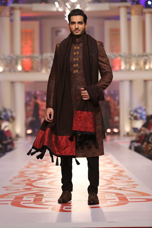 Pakistani Sherwani Designs for Wedding