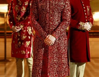 Latest Pakistani Sherwani Designs 2018 to Look Dapper